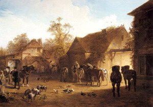 John Frederick Herring Snr - The Country Inn
