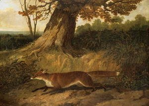 John Frederick Herring Snr - Fox on the run