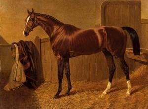 John Frederick Herring Snr - 'Orlando', Winner of the Derby in 1844