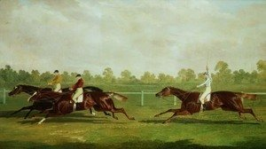 John Frederick Herring Snr - The Doncaster Gold Cup of 1835