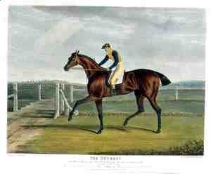 'The Duchess', the Winner of the Great St. Leger at Doncaster, 1816