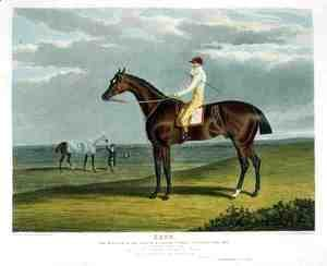 John Frederick Herring Snr - 'Ebor', the Winner of the Great St. Leger at Doncaster, 1817