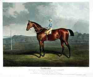 John Frederick Herring Snr - 'Tarrare', the Winner of the Great St. Leger at Doncaster, 1826
