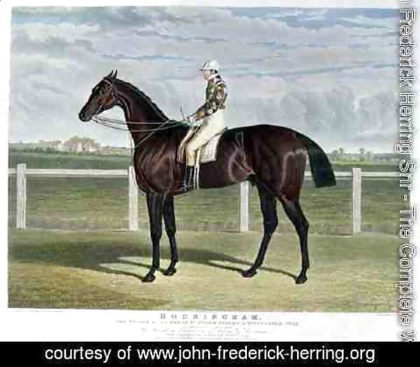 John Frederick Herring Snr - 'Rockingham', the Winner of the Great St. Leger Stakes at Doncaster, 1833