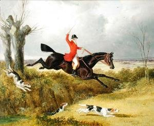 Clearing a Ditch, 1839