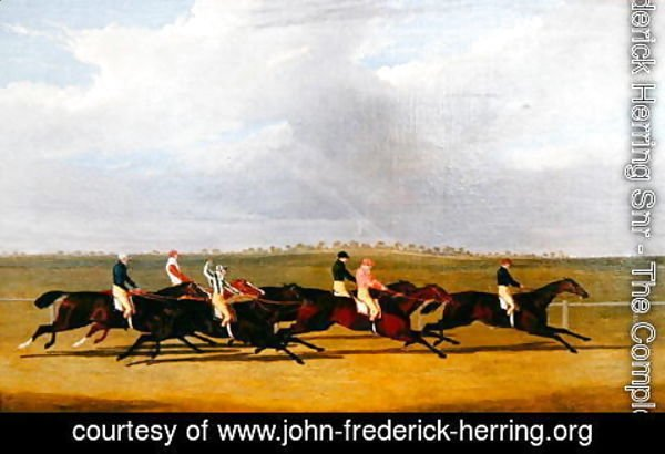 John Frederick Herring Snr - The Doncaster Gold Cup, 1826