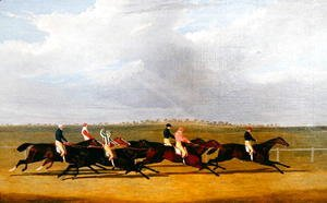 The Doncaster Gold Cup, 1826