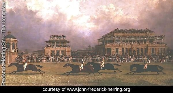 The Doncaster Gold Cup of 1838