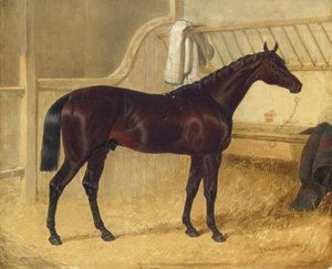 John Frederick Herring Snr - Charles The 12th St. Leger Winner 1839