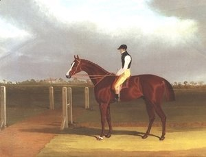 John Frederick Herring Snr - Colonel With Jockey Up 2