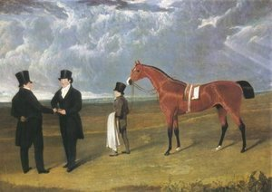 Don Antonio A Bay Racehorse 1824