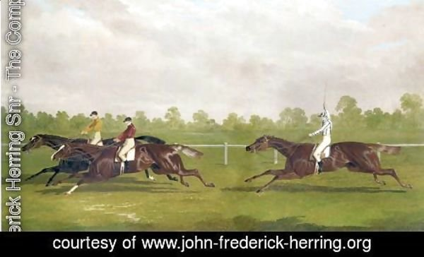Doncaster Gold Cup 1835