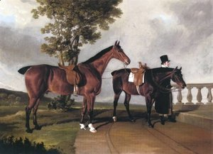 Favorite Hunters Of Lawrence Parsons 1822