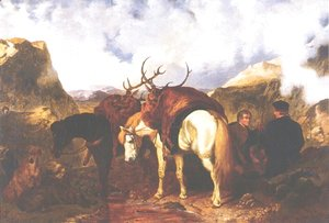 John Frederick Herring Snr - Return From The Hunt 2