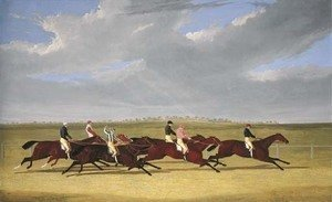 John Frederick Herring Snr - The 1828 Doncaster Gold Cup