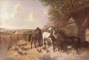 John Frederick Herring Snr - Call of the hunt